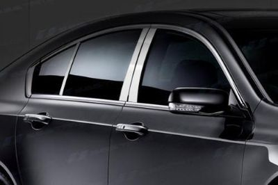 Purchase SES Trims TI-P-250 09-11 Acura TL Door Pillar Posts Window Covers Trim 6 Pcs 3M motorcycle in Bowie, Maryland, US, for US $63.70