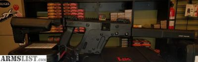 """For Sale: KRISS VECTOR CRB 9MM 16"""" 17RD BLK"""
