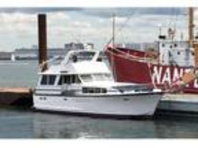 60' Chris-Craft 60 Roamer 1974