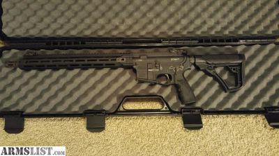 For Sale: Daniel Defense M4V7 AR-15