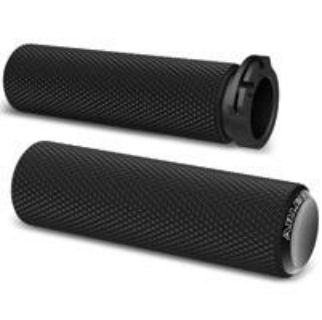 Find ARLEN NESS FUSION KNURLED BLACK HAND GRIPS 4 HARLEY FLHT FLHX FLT '08-UP TBW motorcycle in Gambrills, Maryland, US, for US $49.95