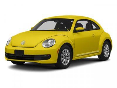 2013 Volkswagen Beetle TDI (Yellow)