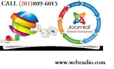 Joomla Website Development Houston
