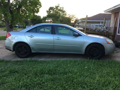 2008 Pontiac g6 for sell !!