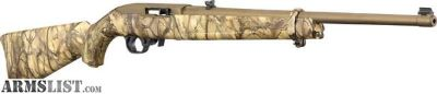 For Sale: Ruger 10/22 Bronze / Camo - Ltd Edition - NIB