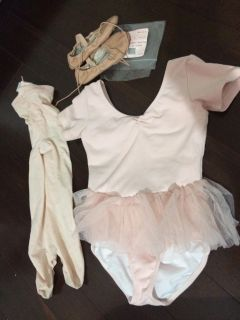 4T dance outfit