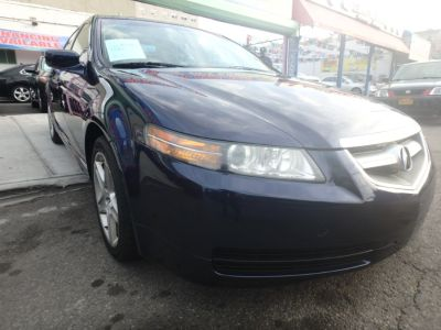 2004 Acura TL 3.2 (Abyss Blue Pearl)