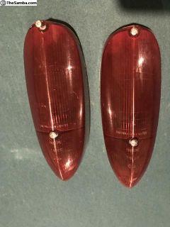 Type 3 Hella taillight lenses