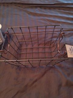 NWT Gray Crate