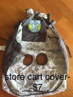 $7 cart cover
