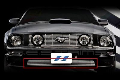 Find SES Trims TI-CG-125B 05-07 Ford Mustang Billet Grille Bar Grill Chromed motorcycle in Bowie, Maryland, US, for US $110.00