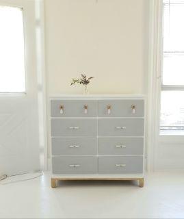Lovely scandi-boho vintage dresser