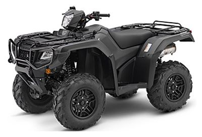 2019 Honda FourTrax Foreman Rubicon 4x4 Automatic DCT EPS Deluxe Utility ATVs Lapeer, MI
