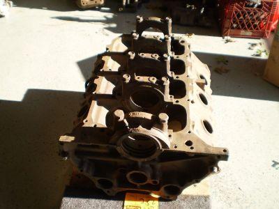 Pontiac 455 Main Block 485428 YH ENGINE MOTOR WITH TURNED CRANKSHAFT 20/20 GTO LEMANS GP 485248