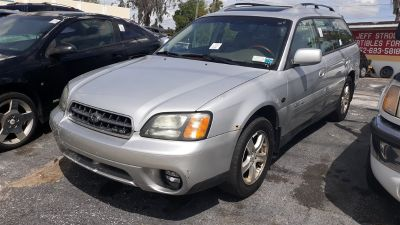 2004 Subaru Outback H6-3.0 L.L. Bean Edition (Silver)