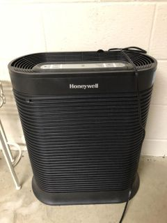 Honeywell home purifier - for BIG room- used only few times