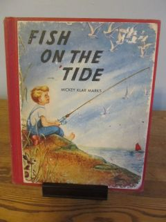 Reduced Again~Fish on the Tide by Mickey Klar Marks