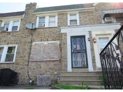 3 Bed 1 Bath Foreclosure Property in Upper Darby, PA 19082 - Margate Rd