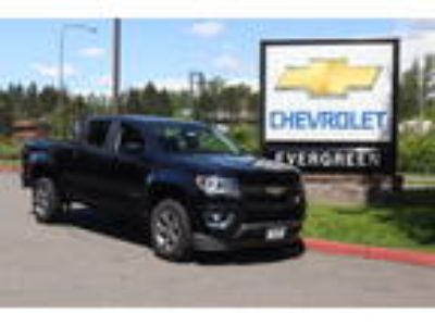 2019 Chevrolet Colorado Black, new