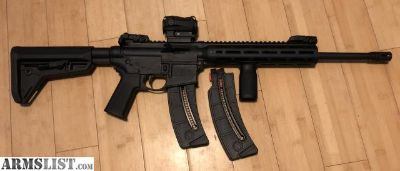 For Sale/Trade: M&P 15-22 w/ Vortex Sparc AR