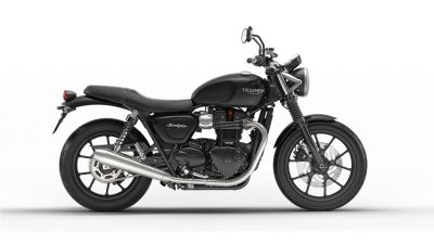 2017 Triumph Street Twin Cruiser Motorcycles Cleveland, OH