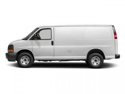 2018 GMC Savana Cargo Van Work Van (Summit White)