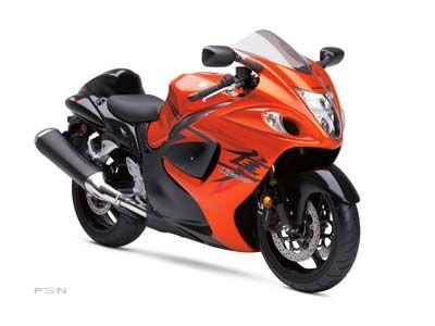 2008 Suzuki Hayabusa SuperSport Motorcycles Lake Park, FL