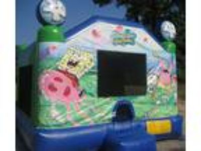 Atlanta GA Spongebob Bounce House Rental for Rent