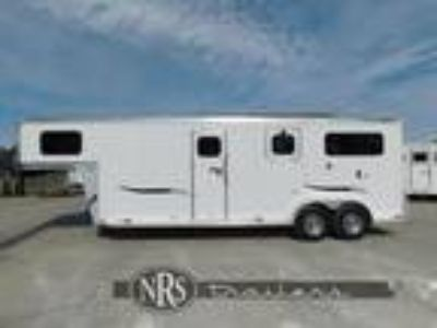 2019 Trailers USA Patriot 2+1 Gooseneck Horse Trailer 2 + 1