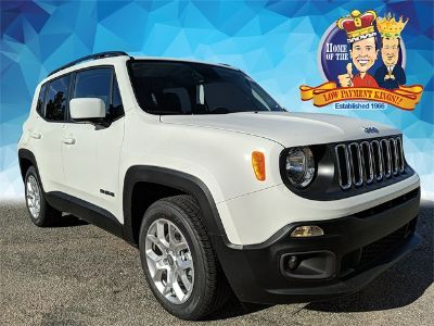 2018 Jeep Renegade (Alpine White)