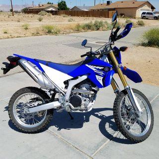 2015 Yamaha WR250R