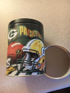 Packers tin