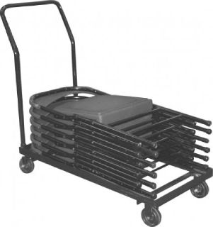 Folding Chair Cart - Chair Company Larry Hoffman