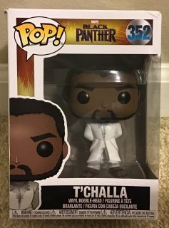"Funko POP Marvel: Black Panther ""T' Challa"""