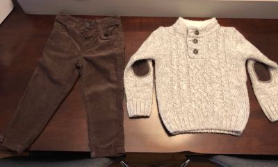 24 month Toddler Boys Outfit
