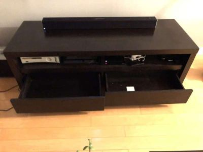 West Elm Entertainment Console (USED)