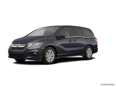 2019 Honda Odyssey 5D 3.5 V6 LX 9SP (Modern Steel Metallic)