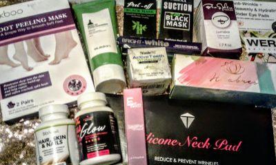 Women's youthful luxury skincare lot