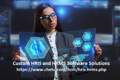 Get Customize HRIS and HRMS Software Solutions