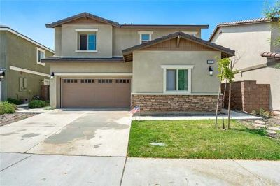 16847 Morning Dew Lane FONTANA, Well maintained Four BR 3