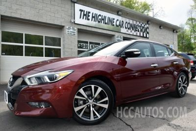 2016 Nissan Maxima 3.5 SL (Coulis Red)