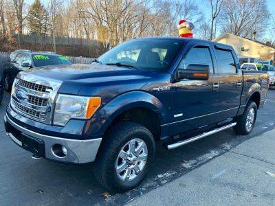 2013 Ford F-150 King Ranch (Blue Jeans Metallic)