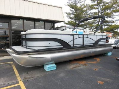 2019 Sylvan 8524 LZ LES Pontoon Boats Saint Peters, MO