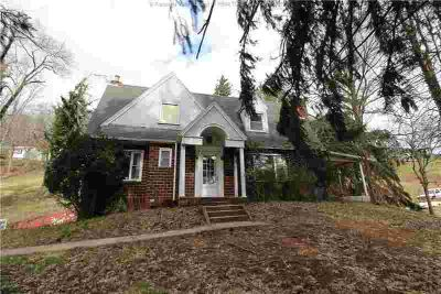 926 Park Street Dunbar Three BR, Brick 1.5 Story located