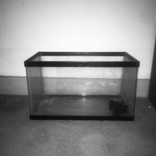 Pet (Fish, reptile, gerbil, hamster) tank/ house