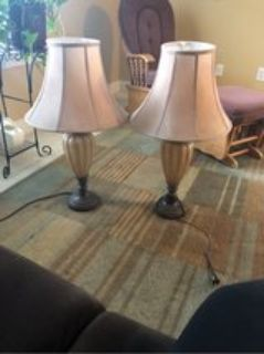 lamps with shade
