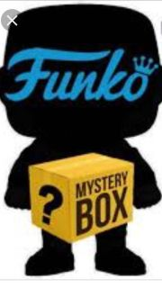 Funko Pop box