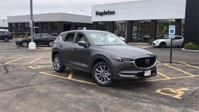 2019 Mazda CX-5 (Machine Gray Metallic)