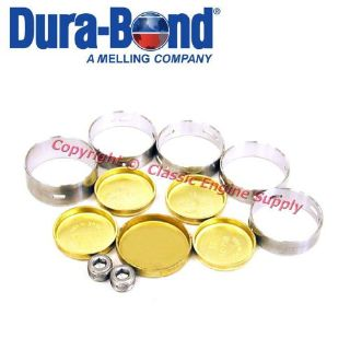 Find New Cam Bearings & Brass Freeze Plug Set Ford Y-Block 239 256 272 292 312 F9B motorcycle in Indianola, Iowa, United States, for US $47.59