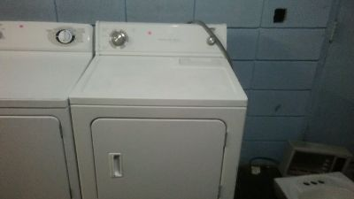 Estate (by Whirlpool) Heavy Duty Super Capacity Dryer